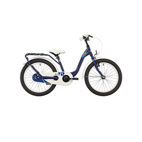 s'cool niXe 18 steel blue/orange